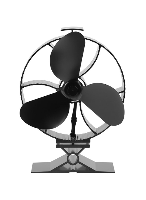 3 blade stove fan