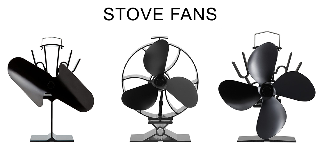 best heat powered stove fans