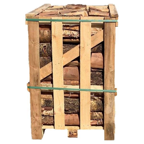 Kiln Dried Birch Standard Crate