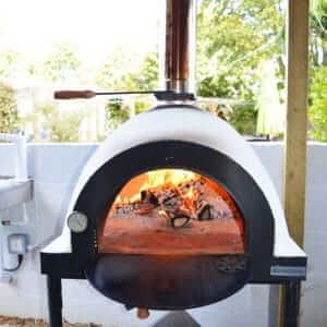 Royal Mobile Woodburning oven