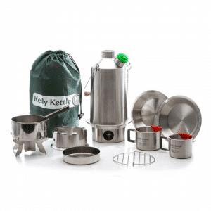 Kelly kettle ultimate basecamp kit