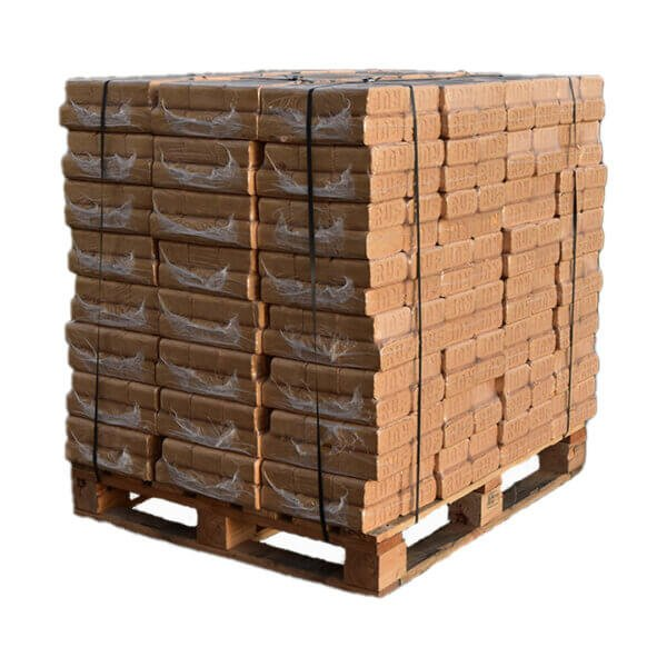 calido hot blox hardwood heat logs - ruf briquettes