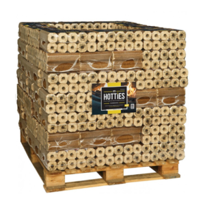 Hotties Heat Logs Crate