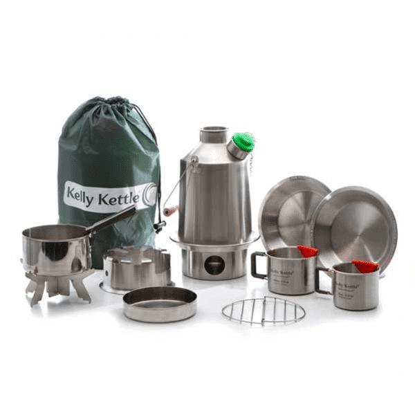 Kelly kettle scout ultimate kit