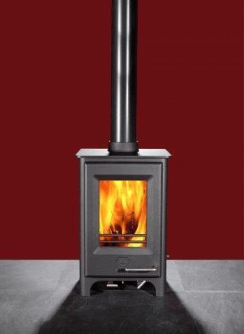 Woodwarm Phoenix Firewren 4kw stove