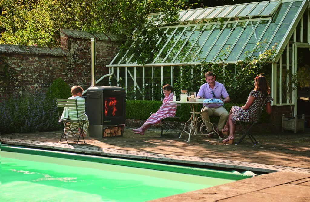 Chesneys Garden Gourmet - Calido Logs and Stoves Stirling Scotland
