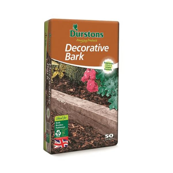 decorative bark home delivery