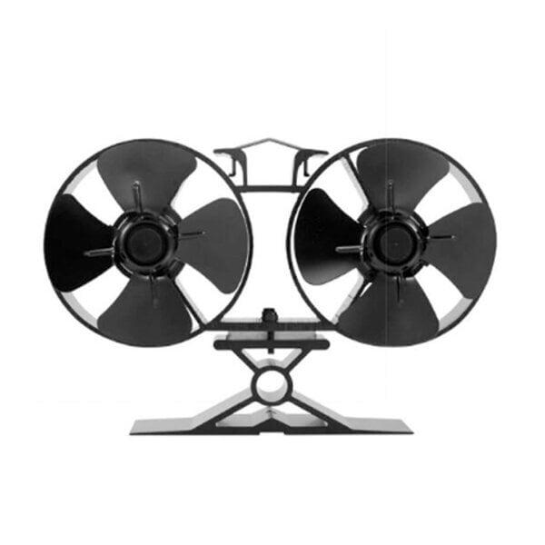 Twin Blade Mini Stove Fan
