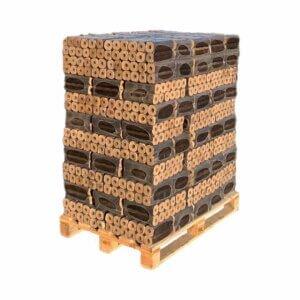 Pini Kay Oak Heat Logs