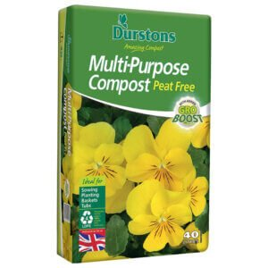 Durstons 40L Compost Peat Free