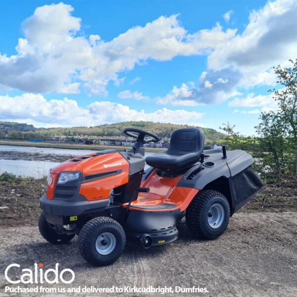 TC138 Lawn Tractor Kirkcudbright