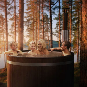Hot Tub for 4 People