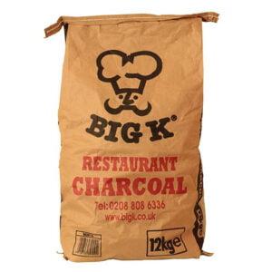 Big K 12kg Charcoal